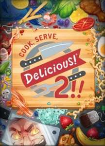 Cook, Serve, Delicious! 2 sur PC (dématérialisé, Steam)