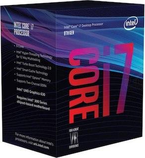 Sélection de processeurs en promotion - Ex : Intel i7-8700 - 3.20 GHz chez Digitec (frontaliers Suisse)
