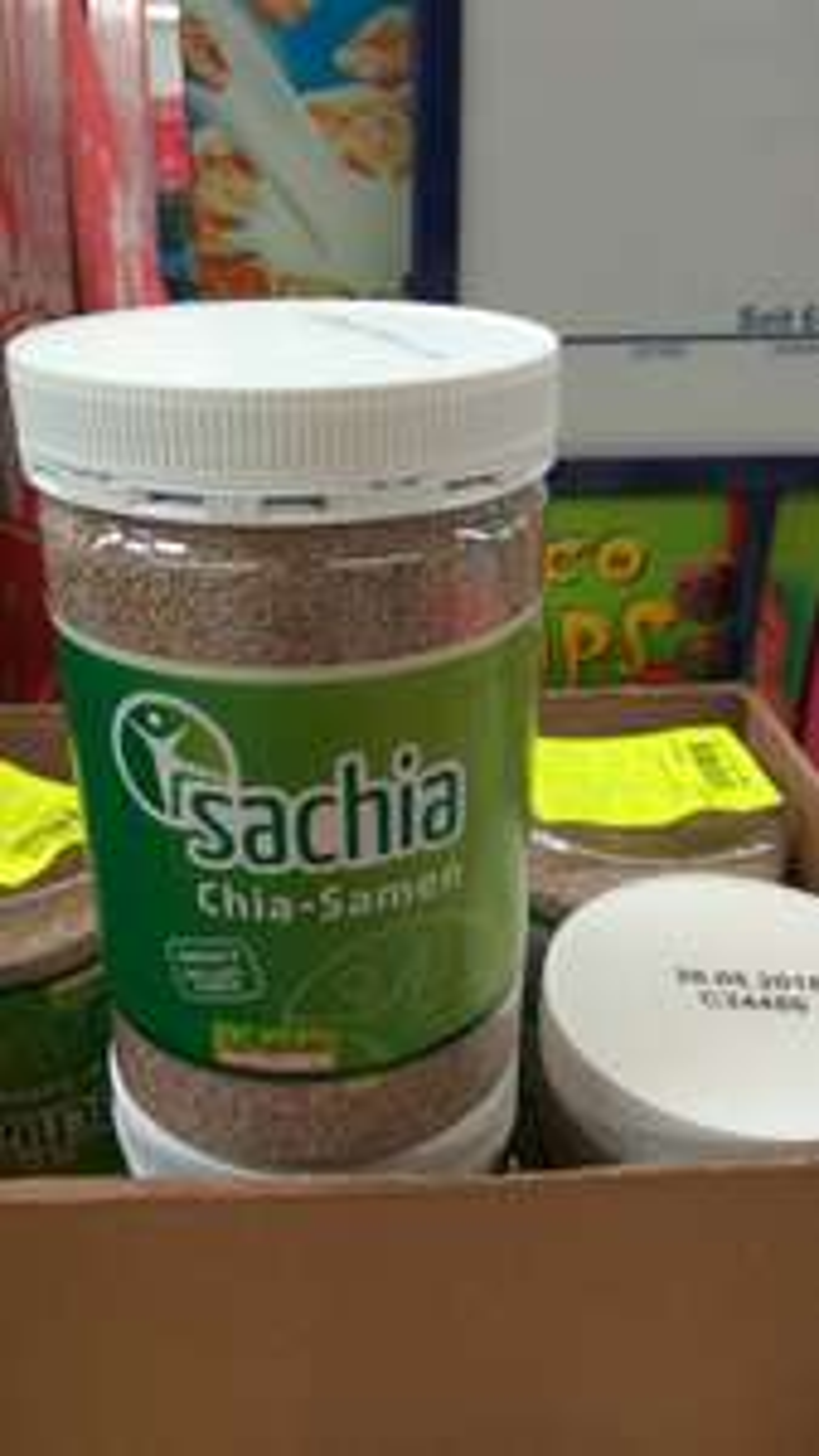 450g de graine de chia Sachia - Noz