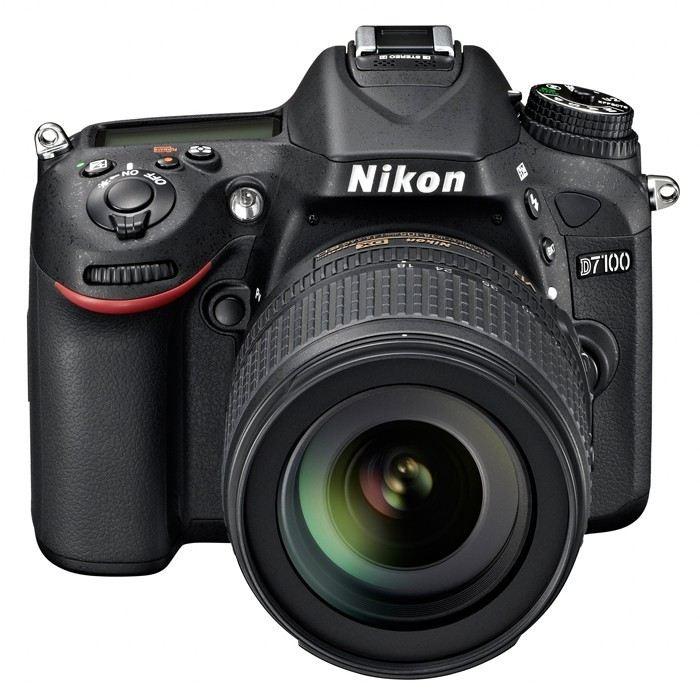 [CDAV] Appareil photo Reflex Nikon D7100 + Objectif 18-105VR - Capteur DX 24 Mpx - WiFi