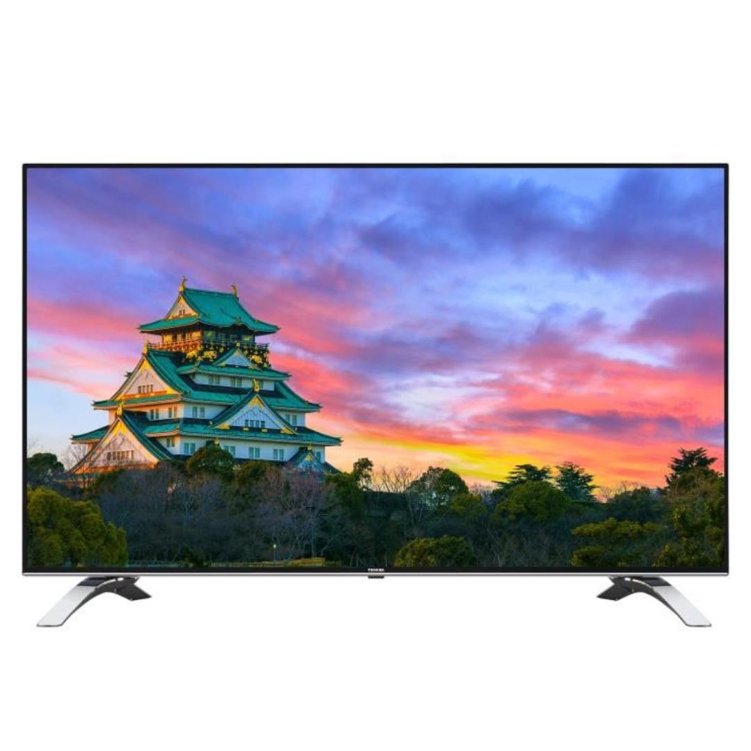 "TV 49"" Toshiba 49U6663DG - LED, 4K UHD, Smart TV"
