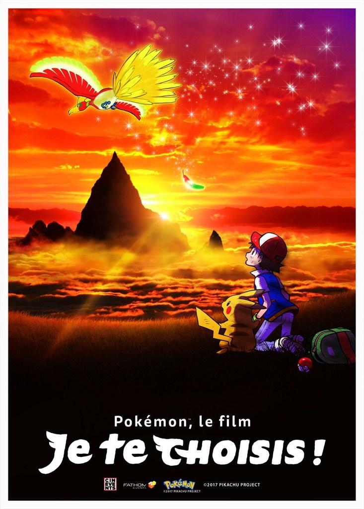 Pokémon, le film : Je te choisis ! (2017) Gratuit en Streaming HD VF (Au lieu de 3,99€ - Dématérialisé - pokemon.com)