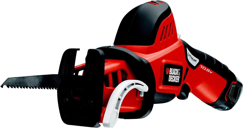 -30% sur une sélection Black&Decker - Ex: Scie élagueuse Black&Decker GKC108