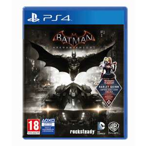 Batman Arkham Knight ou Batman Return To Arkham sur PS4 (via l'application)