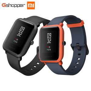 Montre connectée Xiaomi Huami Amazfit Bip Lite - Noir (Version internationale)