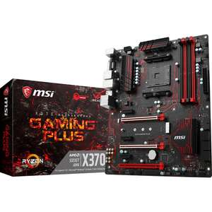 Carte mère MSI X370 Gaming Plus