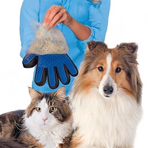 [Panier plus] Brosse de nettoyage Gant Magic  pour animaux de compagnie