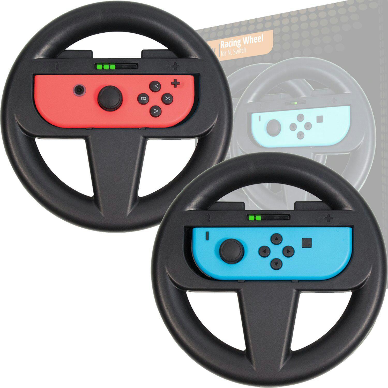 2 Volants pour Nintendo Switch - Noir (vendeur tiers)