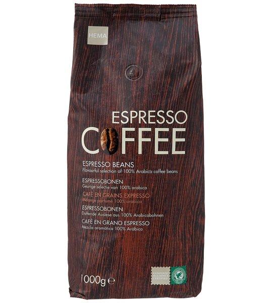 2 Sachets de café en grain 100% arabica - 2x1Kg