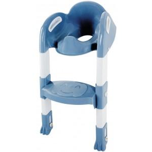 Reducteur WC pour enfant Kiddyloo avec marche