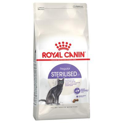 12Kg de croquettes Royal Canin Sterilised 37 pour chat