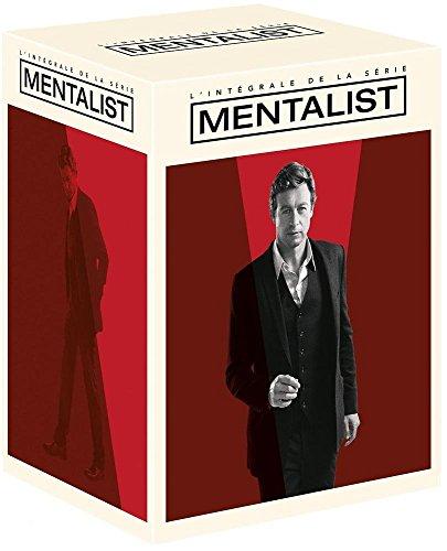 Coffret DVD The Mentalist - L'Intégrale de la Série