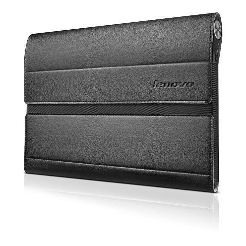 Protection Officielle pour la tablette Lenovo Yoga 2, 8 pouces (Noir, vert ou orange) + film écran