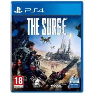 Jeu The Surge sur PS4