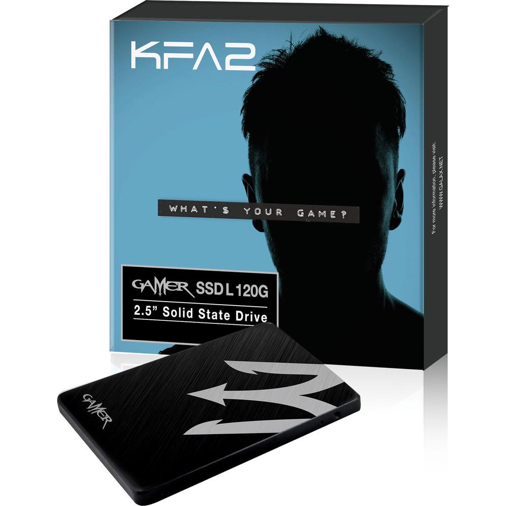 "SSD interne 2.5"" KFA2 Gamer L (TLC) - 120 Go"