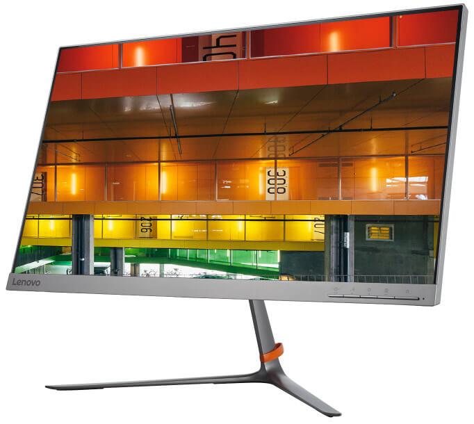 """Écran PC 23.8"""" Lenovo L24q-10 - QHD, 2560x1440, LED, 6 ms"""