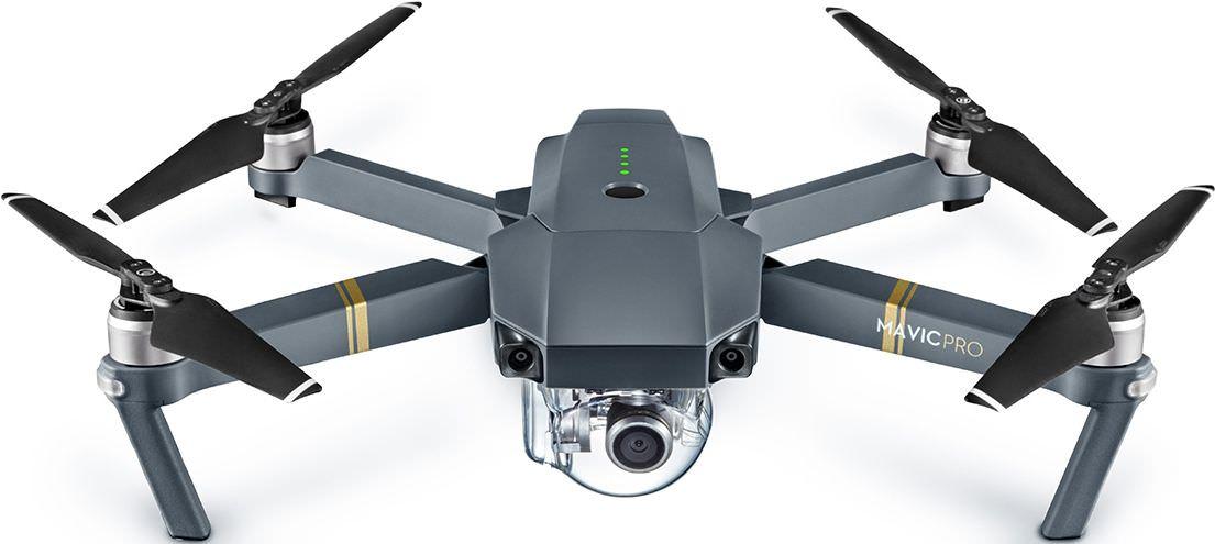 Drone DJI Mavic Pro (+ Jusqu'à 275€ en SuperPoints)