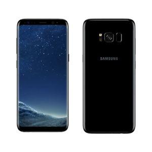 "Smartphone 5.8"" Samsung Galaxy S8 - 64Go, G950FD Duos 4G LTE, Midnight Black"