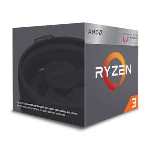 Processeur AMD Ryzen 3 2200G Wraith Stealth Edition (3.5 GHz)