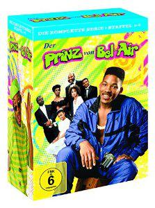 Coffret DVD (27 DVD) Le Prince De Bel Air, Saison 1 à 6 (VO)