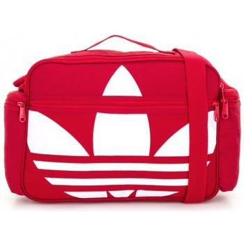 Sac de Sport Adidas Airliner Canvas - Rouge
