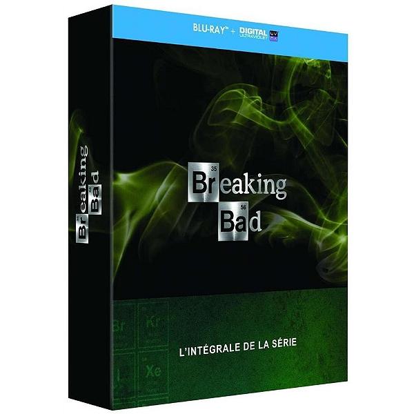 Coffret Blu-Ray Breeaking Bad - L'Intégral - Saison 1 à 5