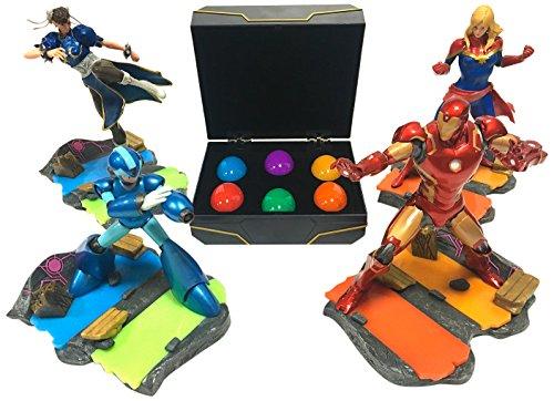 Coffret Collector Marvel vs Capcom : Infinite (Sans le jeu)