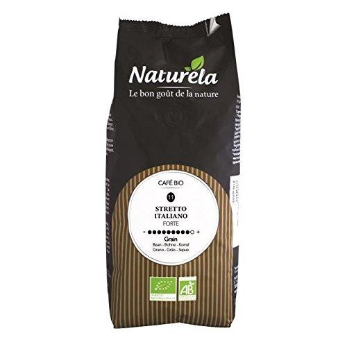 [Prime] Café Bio Naturela Stretto Italiano - Grain N° 11 - 1000g