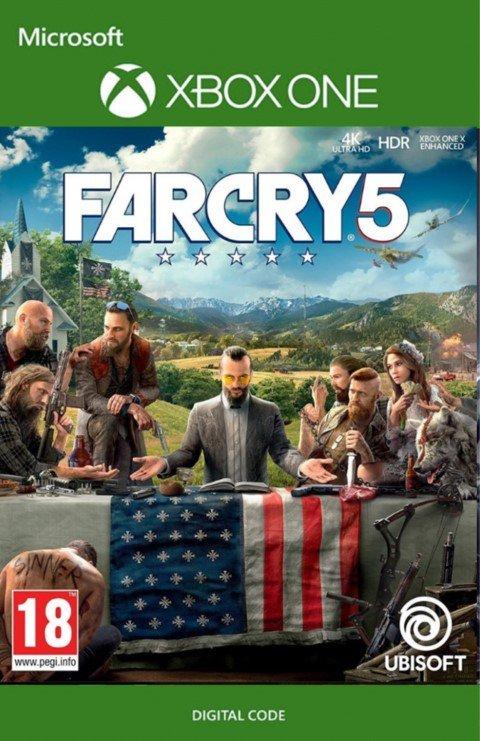 [Pré-commande] Far Cry 5 sur Xbox One (dématérialisé)