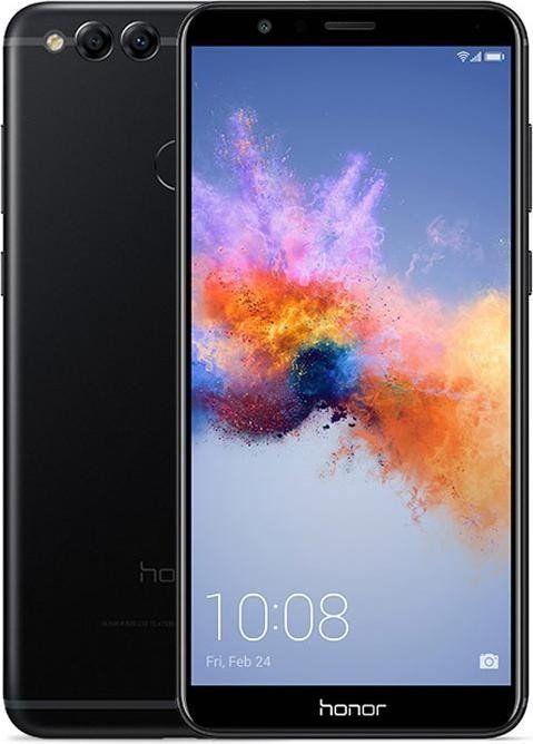 """Smartphone 5.93"""" Honor 7X - Kirin 659, 4 Go de RAM, 32 Go, 4G (sans B20) + 78€ en SuperPoints"""