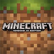 Minecraft Édition Windows 10 sur PC (Dématérialisé - Taxes et Frais de Paiement inclus)