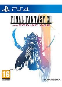 Sélection de jeux PS4 en promotion - Ex: Final Fantasy XII The Zodiac Age