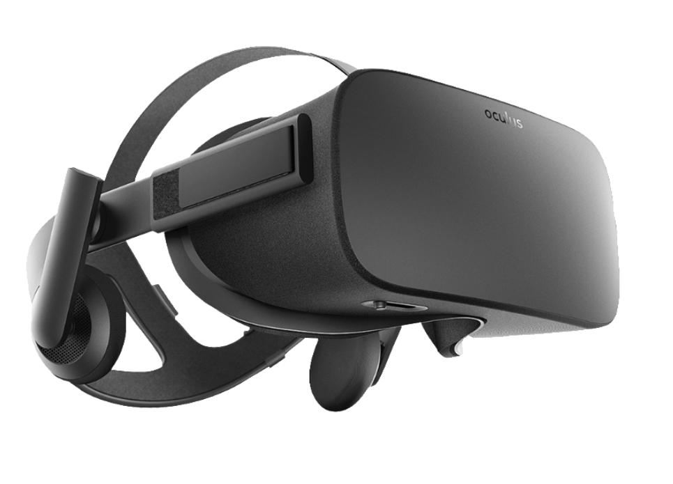 Casque de réalité virtuelle Oculus Rift (Frontaliers Allemagne)