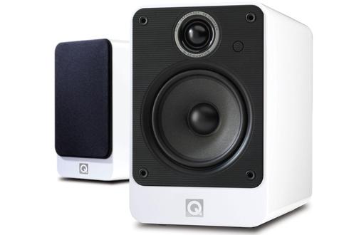 Paire d'enceintes compacte Q-acoustics 2020i - Blanc ou Noir