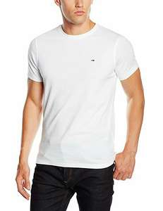 T-Shirt homme Hilfiger Denim Original Crew Neck - Blanc