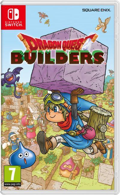 Dragon Quest Builders sur Nintendo Switch