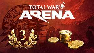 Total War: Arena: 7 jours de Beta Premium + 500 en or offerts sur PC (Dématérialisé)