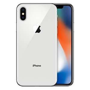 "Smartphone 5.8"" Apple iPhone X - 64 Go (reconditionné)"