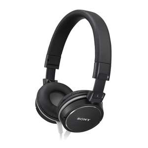 Casque arceau Sony MDR-ZX600