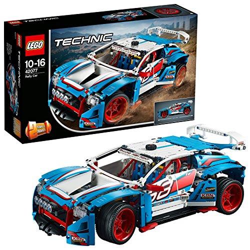 Sélection de Lego en promotion - Ex: Jeu de Construction Lego Technic 42077 - la Voiture de Rallye