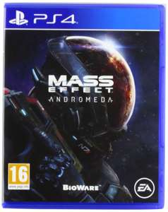 Mass effect Andromeda sur PS4 (vendeur tiers)