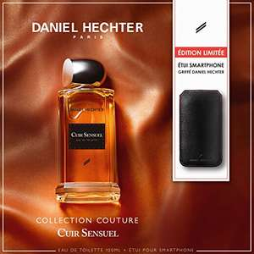 [Panier plus] Sélection de coffrets de toilette (Daniel Hechter, Scorpio) en promotion - Ex:  Coffret Parfum Daniel Hechter Cuir Sensuel 100 ML avec Etui pour Smartphone