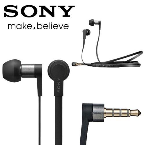 Écouteurs intra-auriculaires Sony MH1 (adaptateur inclus)