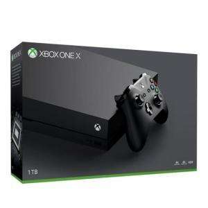 Pack Console Microsoft Xbox One X - 1To + PlayerUnknown's Battlegrounds