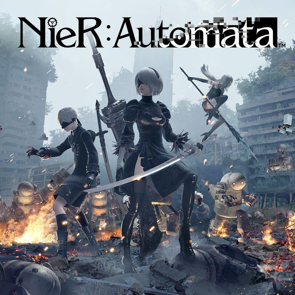 Jeu NieR Automata sur PC (Dématérialisé, Steam)
