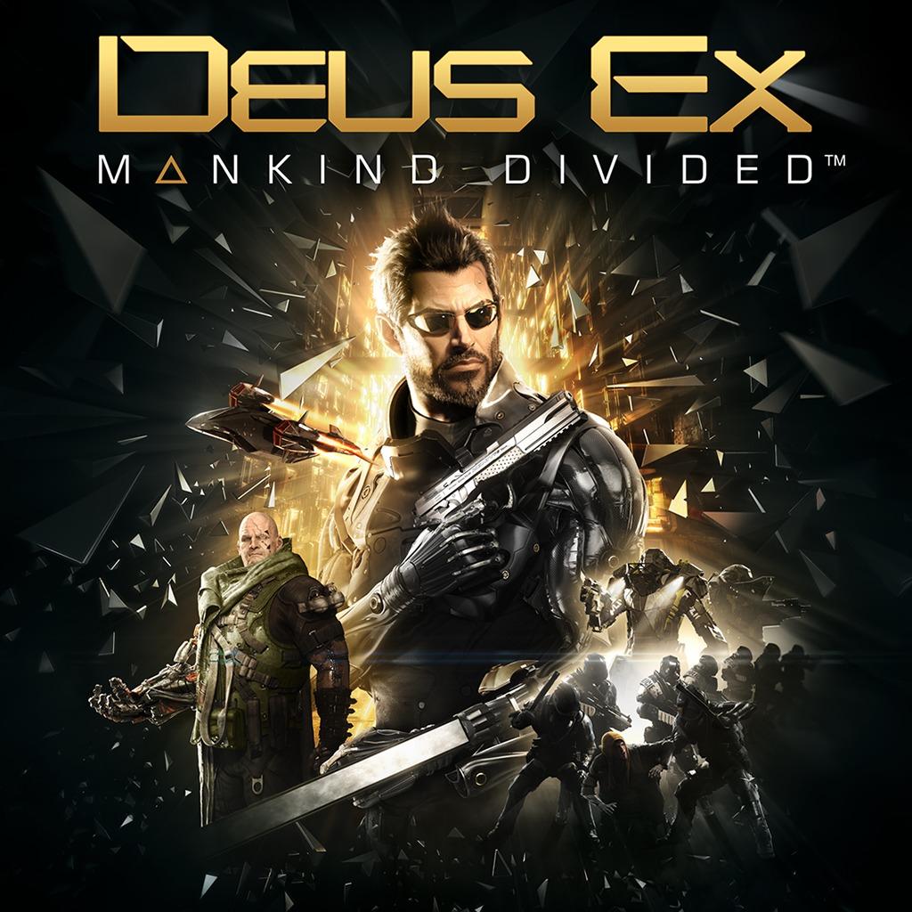 Jeu Deus Ex: Mankind Divided sur PC (Dematerialisé, Steam)