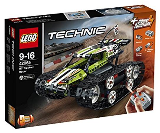 Jeu de construction Lego Technic Voiture de courses à chenilles 42065