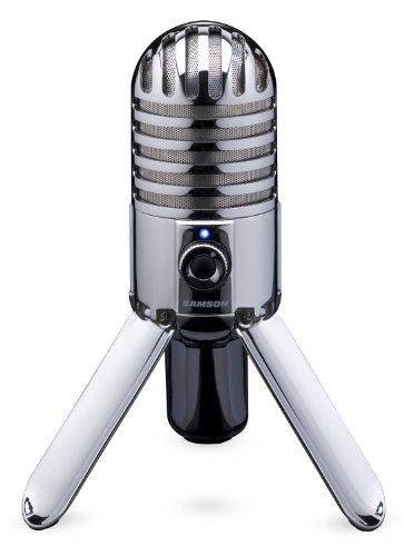 [Prime] Microphone à condensateur  Samson Meteor USB