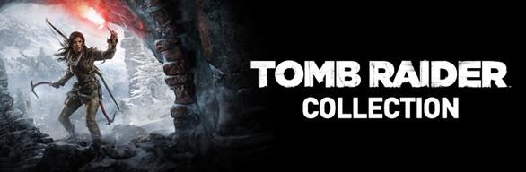 Tomb Raider Collection sur PC (Dématérialisé)