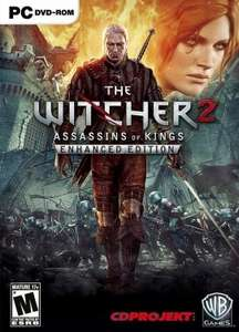 Jeu The Witcher 2 : Assassins of Kings Enhanced Edition sur PC (Dématérialisé)